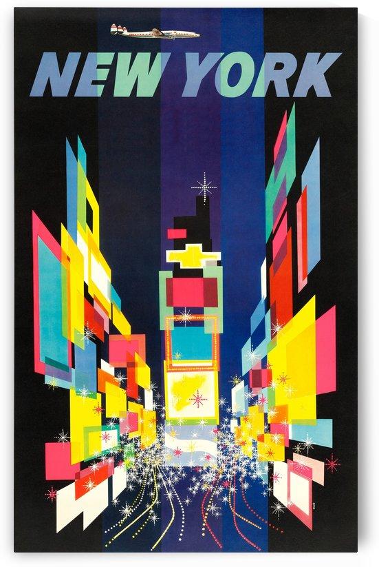 New York City Lights by vintagesupreme