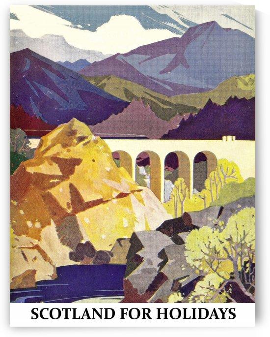 Scotland for Holidays by vintagesupreme