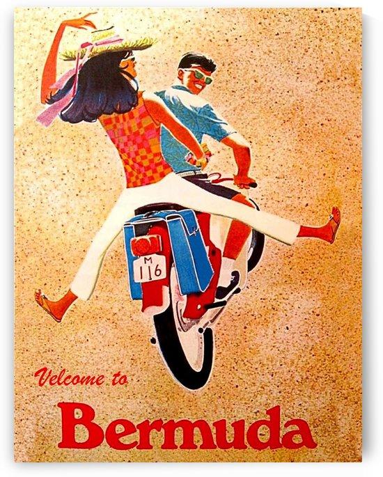Bermuda by vintagesupreme