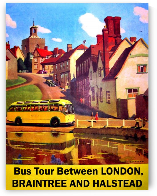 London Braintree and Halstead Bus Tour by vintagesupreme