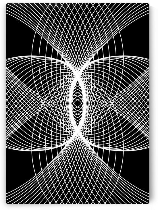 GEOMETRICO FRACTAL   130X182   28 04 2020    09B by Uillian Rius