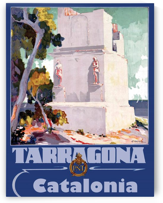Tarragona by vintagesupreme
