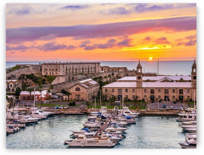 Bermuda on Sunset by vintagesupreme