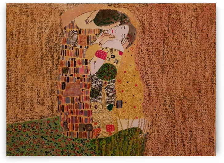 Kiss by Klimt by Shankar Kashyap