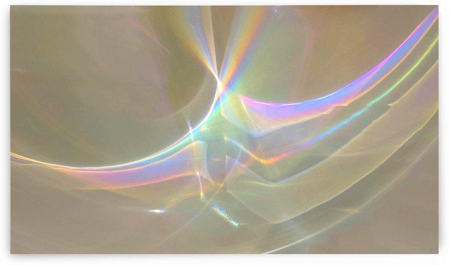 Tumbler Rainbow Swirls No. 4 by Ellen Barron O-Reilly