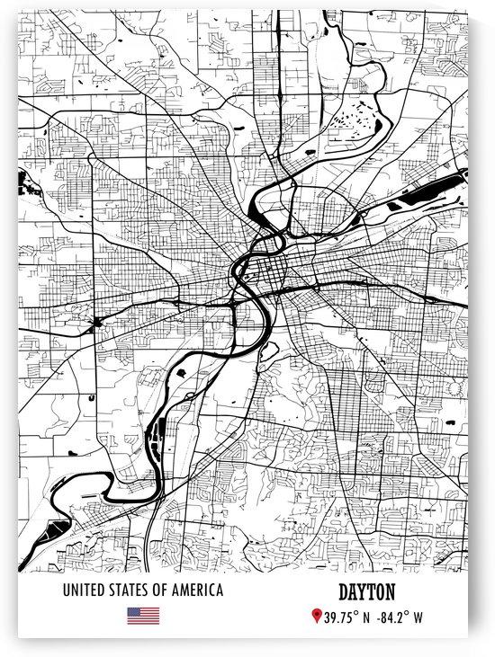Dayton USA by Artistic Paradigms