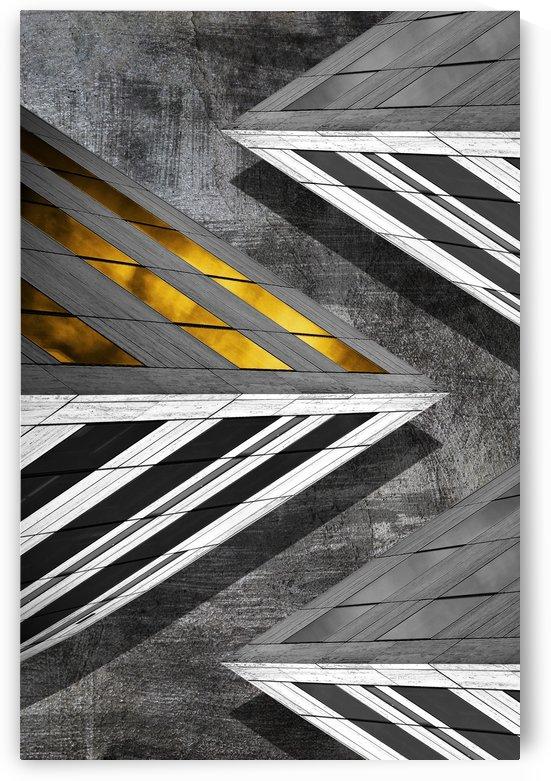 ABSTRATO URBANO   80X120   01F by Uillian Rius