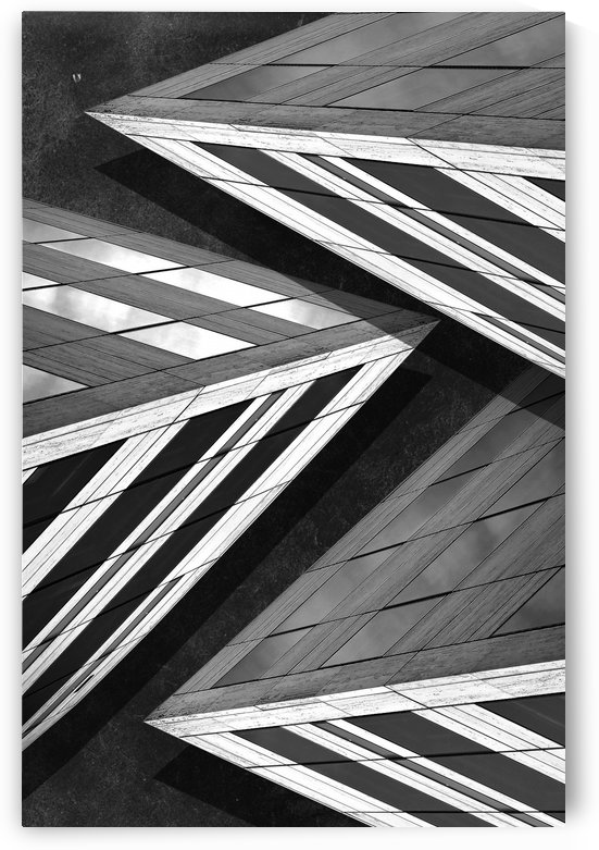 ABSTRATO URBANO   80X120   02A by Uillian Rius