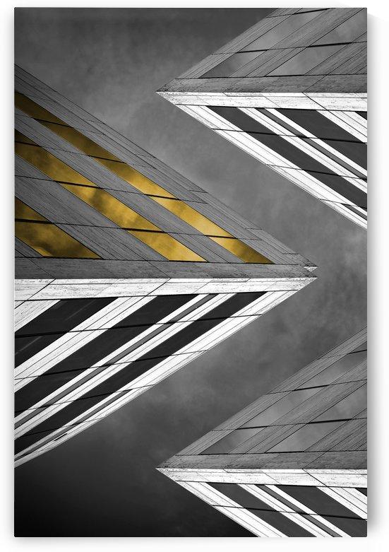 ABSTRATO URBANO   80X120   01B by Uillian Rius