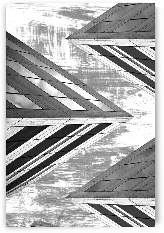 ABSTRATO URBANO   80X120   01D by Uillian Rius