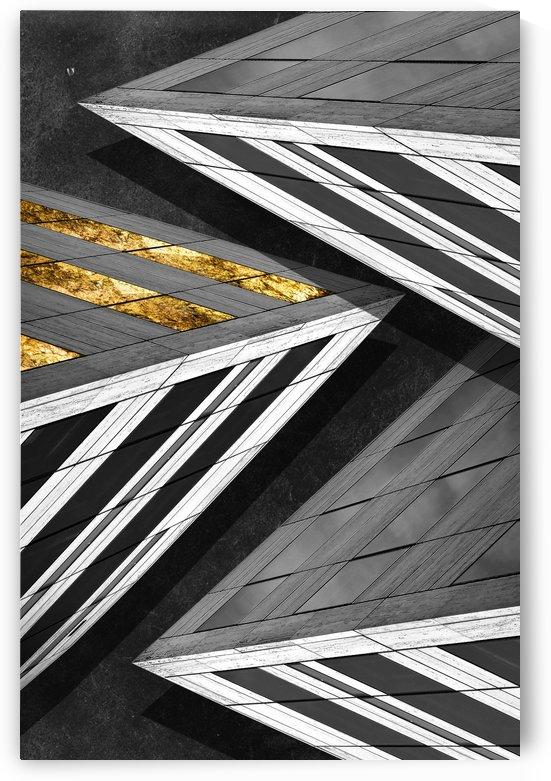 ABSTRATO URBANO   80X120   02B by Uillian Rius