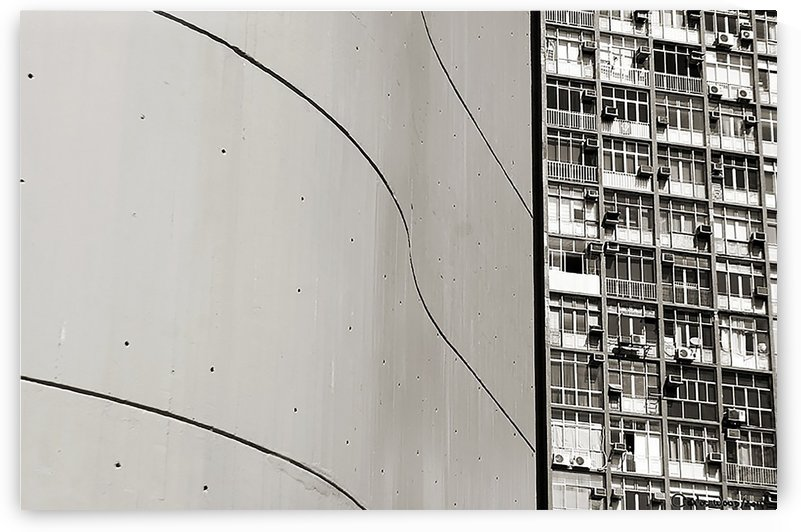 Largo da Carioca  - Rio de Janeiro by Carlos Wood