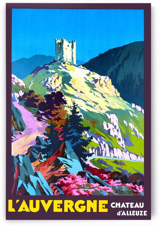 Auvergne by vintagesupreme