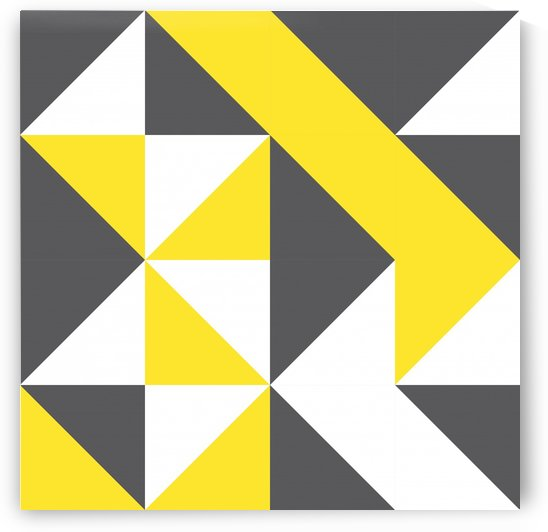 GEOMETRICO ABSTRATO COLOR   120X120   GT AB 33C by Uillian Rius