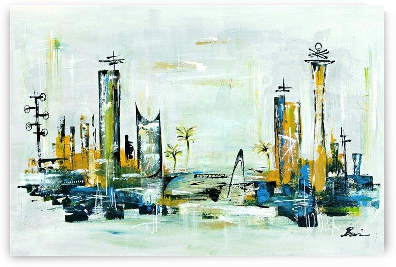 Uptown XXIII by Art Drive-In