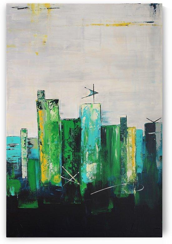 Uptown XIX by Art Drive-In