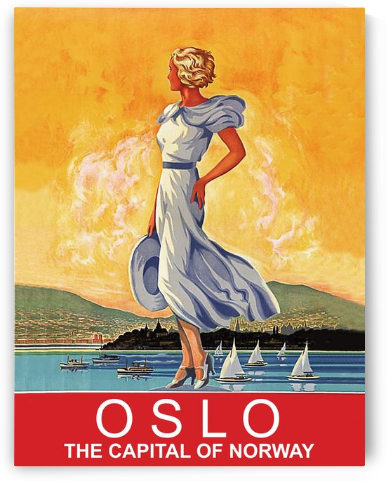 Oslo by vintagesupreme