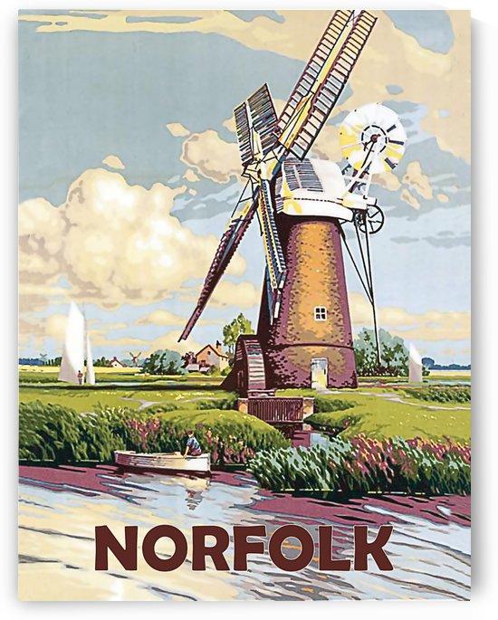 Norfolk by vintagesupreme
