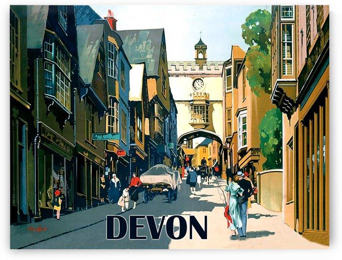 Devon by vintagesupreme