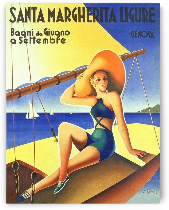 Santa Margherita Ligure by vintagesupreme