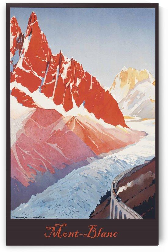 Mont Blanc Rail by vintagesupreme