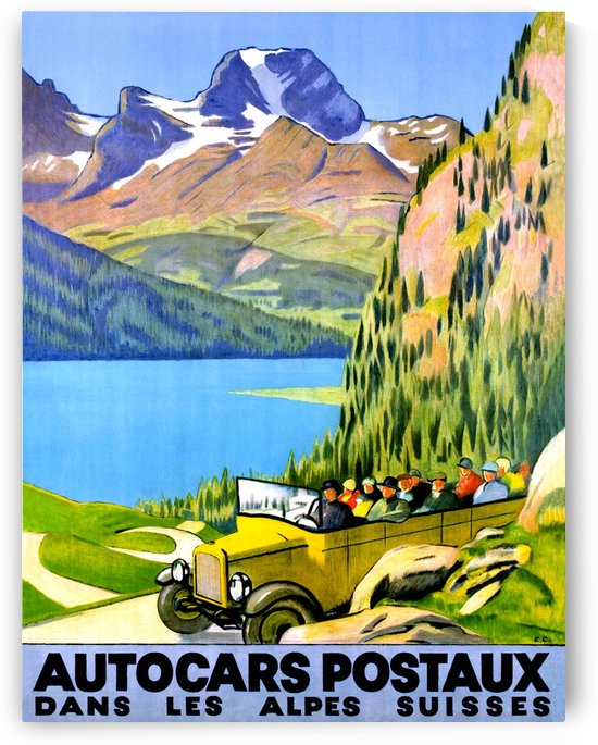 Swiss Alps by Car by vintagesupreme