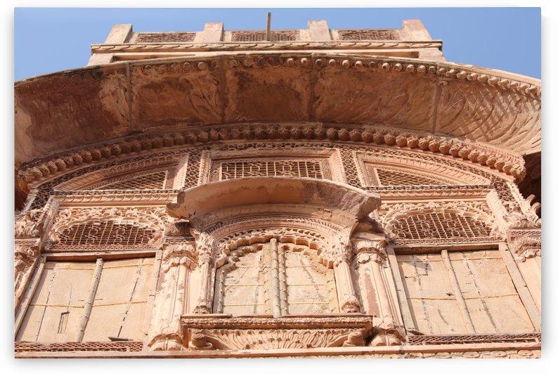 Fort Jodhpur Rajasthan 8941 by Move-Art