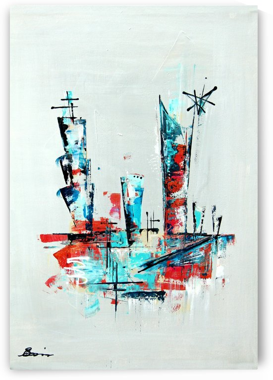 Primavera VIII by Art Drive-In