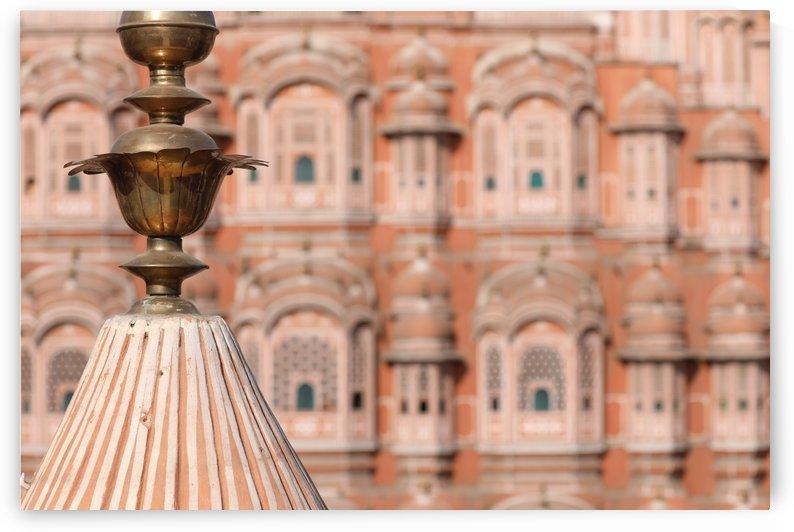 Hawa Mahal - Palace of Winds India 5891 by Move-Art