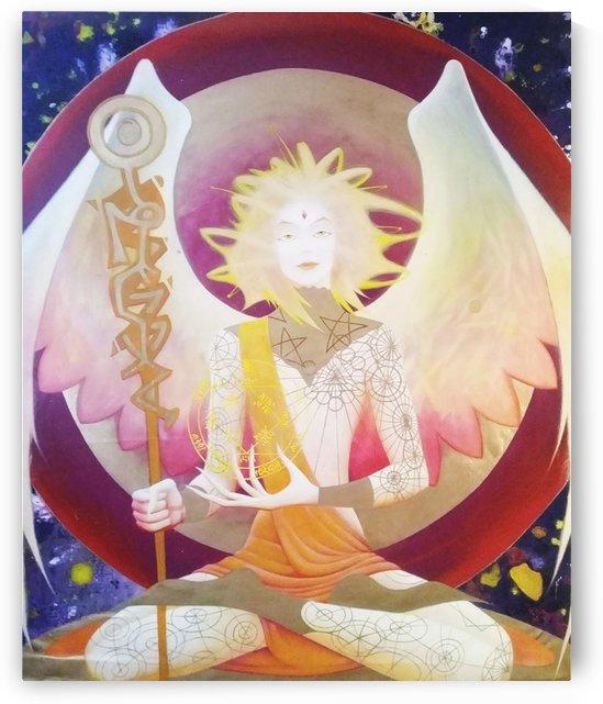 SUN SPIRIT by DADOART