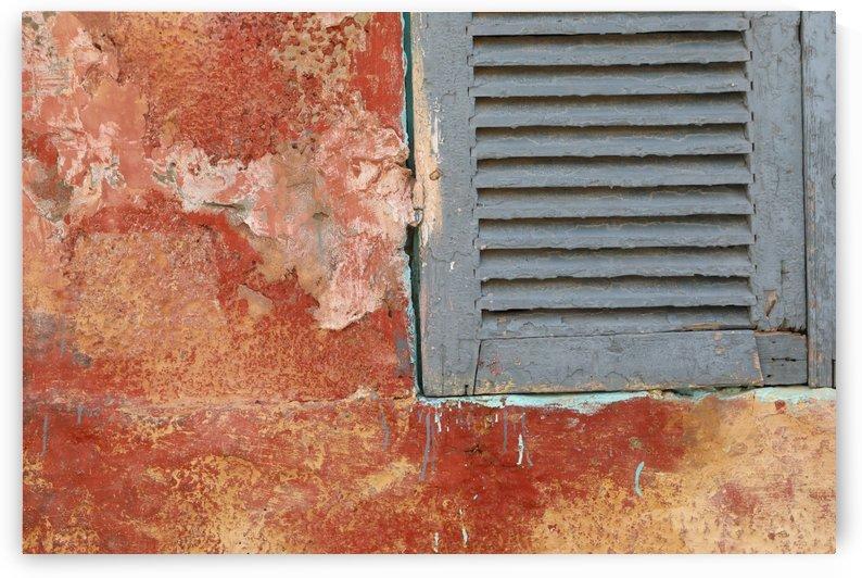 Blue Window Senegal M40749 by Move-Art