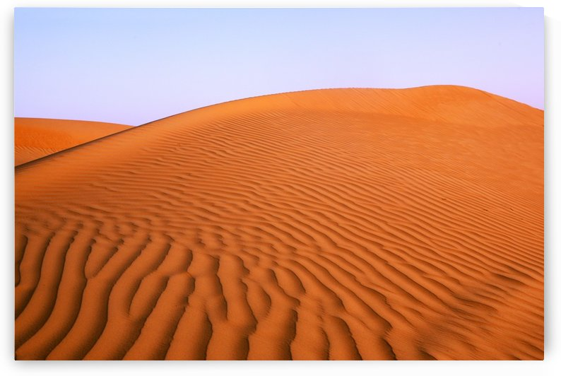 Sand dunes - Nizwa dessert - Oman 3553 by Move-Art