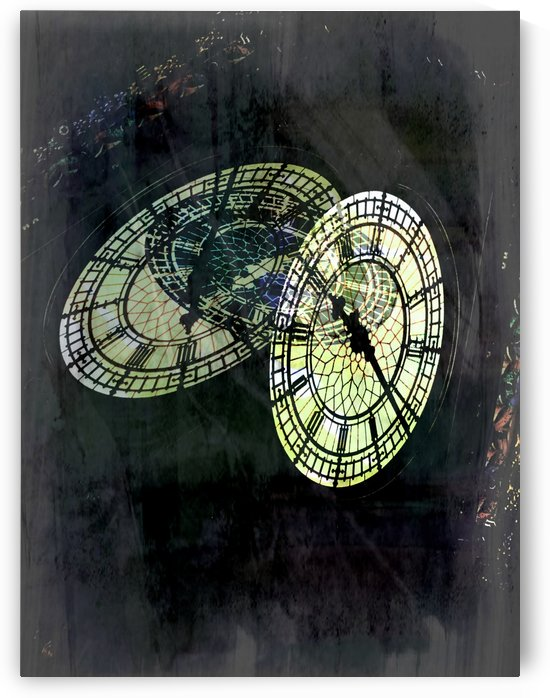 Big Ben Variations by Dorothy Berry-Lound