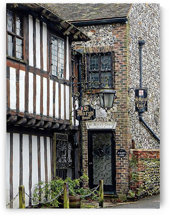 St Marys House Bramber by Dorothy Berry-Lound