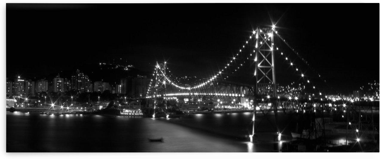 Bridge XXXII by Carlos Wood