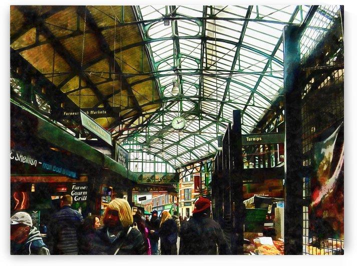 A Walk Through Borough Market by Dorothy Berry-Lound