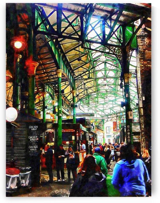 Borough Market Perambulation by Dorothy Berry-Lound