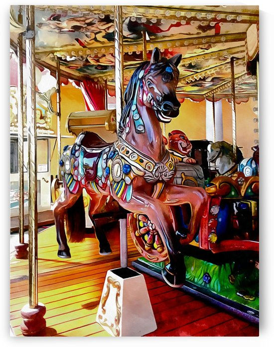 Waiting For A Ride by Dorothy Berry-Lound