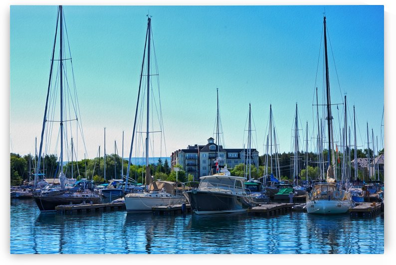 Safe Harbour by ROHphotos