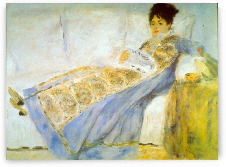 Le Figaro by Renoir by Renoir