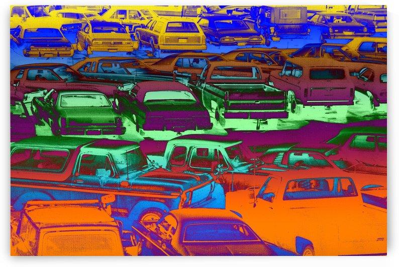 Automobiles by Christian Bibeau