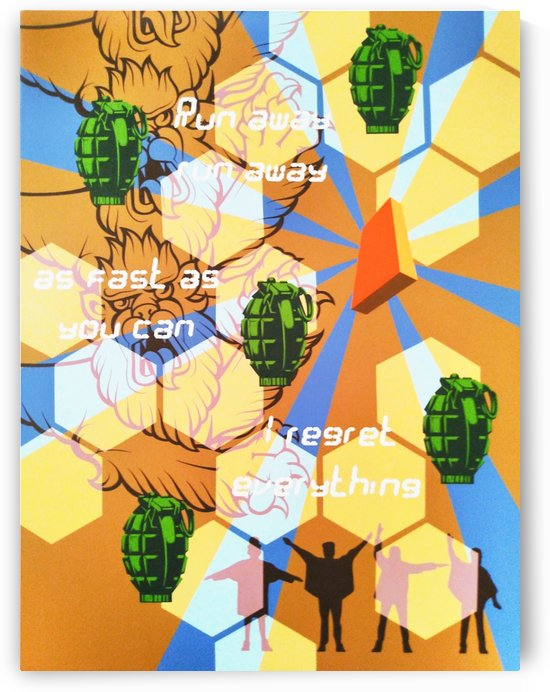 Monolith_(orange) by Hirotaka Suzuki