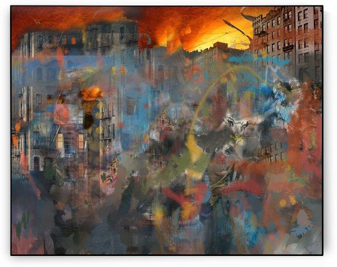 Rage  by Marc VanDermeer