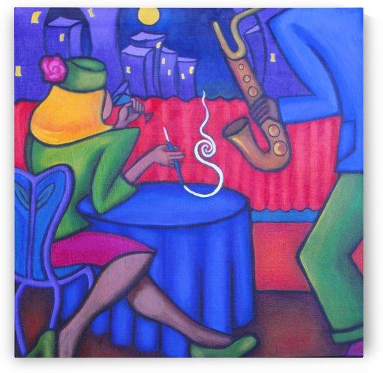 Velvet Vibe by Annette Gaffney