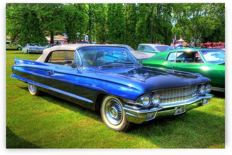 Cadillac 1961 by Christian Bibeau
