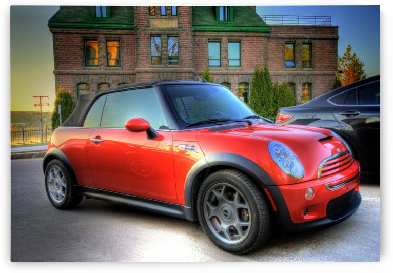 MiniCooper by Christian Bibeau