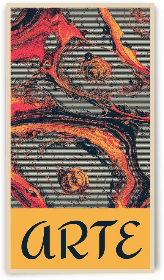 ARTE -80 by Rosa  Lopez