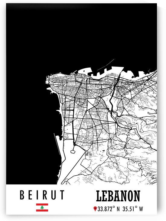 Beirut LEBANON by Artistic Paradigms