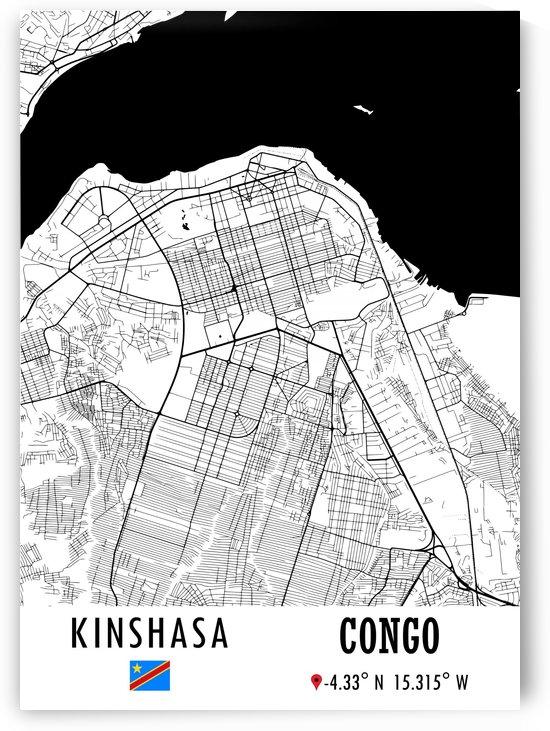 Kinshasa CONGO by Artistic Paradigms