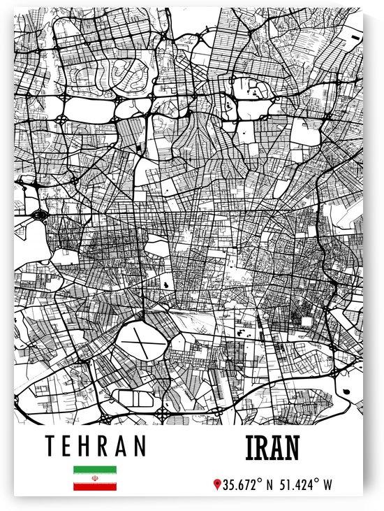 Tehran IRAN by Artistic Paradigms